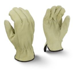 Radians RWG4821 Standard Grade Top Grain Pigskin Leather Gloves