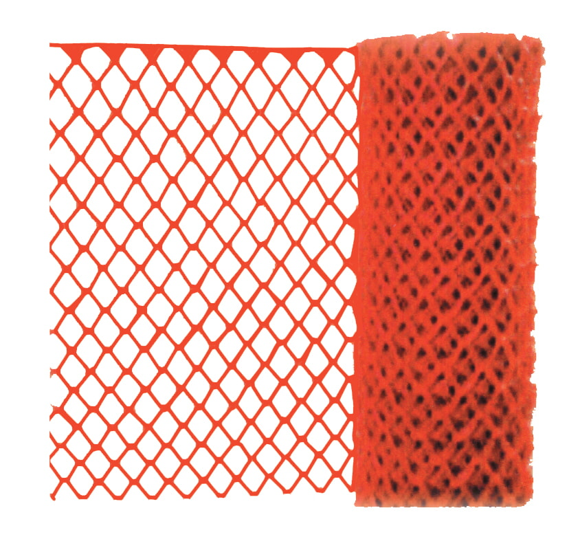MCR River City SF051D 12 Lb. Polypropylene Safety Fencing,    Universal