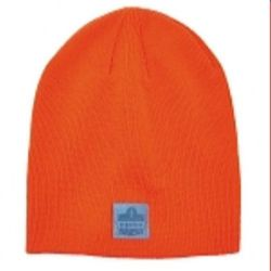 Ergodyne  N-Ferno® 6812 Ribbed Knit Beanie - Hi-Viz Orange
