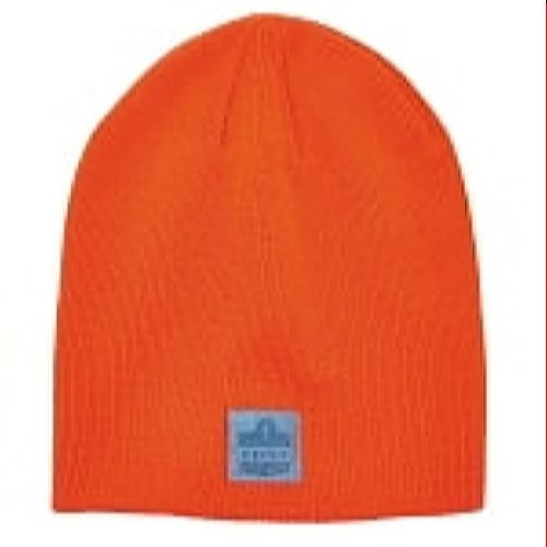 Ergodyne  N-Ferno® 6812 Ribbed Knit Beanie 16814 - Hi-Viz Orange