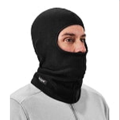 Ergodyne N-Ferno 6821 Black Fleece Balaclava - Ski Mask
