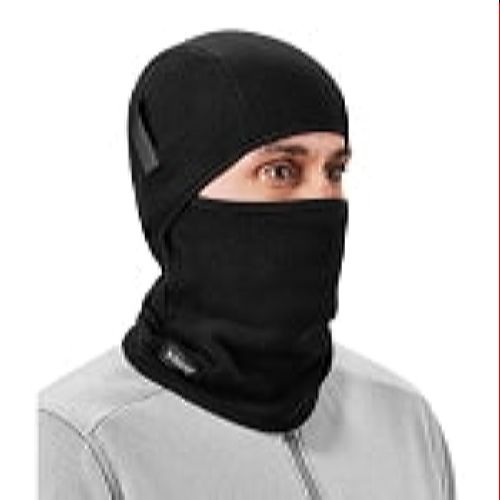 Ergodyne 682 Black 2-pc Fleece Balaclava