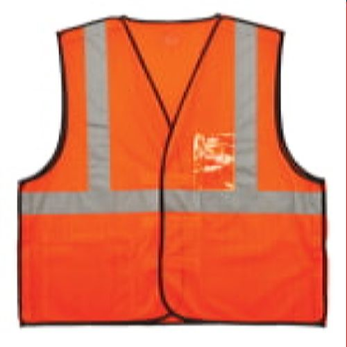 Ergodyne  8216BA Class 2 Breakaway Safety Vest With ID Badge Holder - Orange