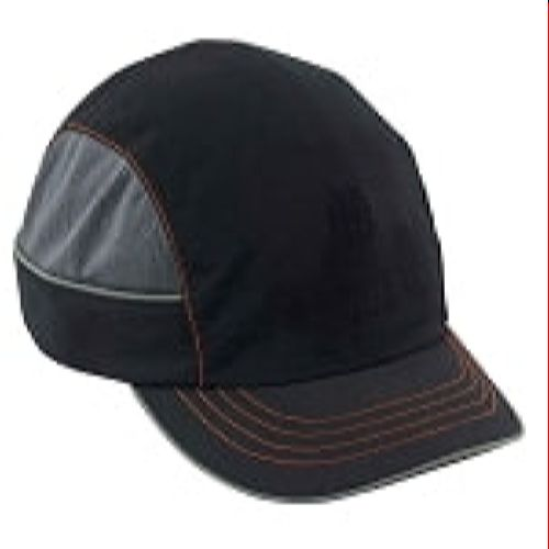 Ergodyne 8950XL Bump Cap -Short Brim - (50mm) - Black