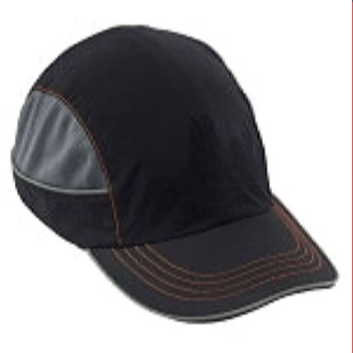 Ergodyne 8950XL Bump Cap -Long Brim - (80mm) - Black
