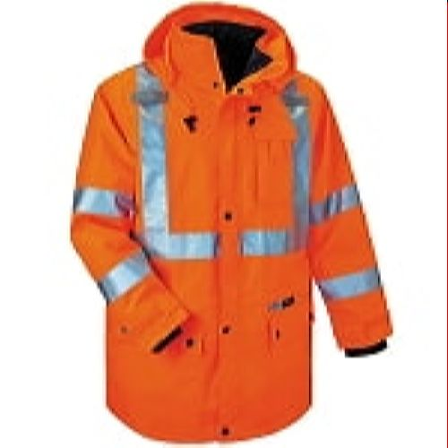 Ergodyne 8385-ORANGE Orange High Visibility Thermal 4-In-1 Jacket