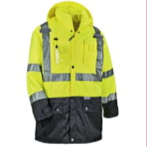 Ergodyne GloWear® 8386 Type R Class 3 Outer Shell Jacket - Lime