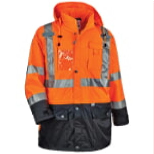 Ergodyne GloWear® 8386 Type R Class 3 Outer Shell Jacket - Orange
