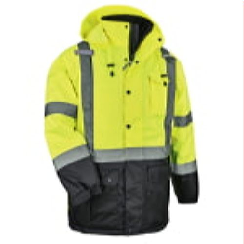 High Visibility Safety Parka