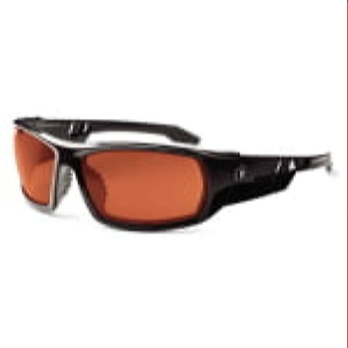 Ergodyne 50021 ODIN Skullerz® Odin Safety Glasses - Polarized Copper Lens