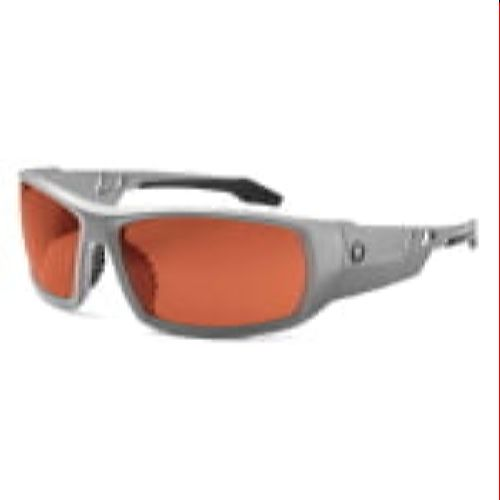 Ergodyne 50121 ODIN Skullerz® Odin Safety Glasses - Polarized Copper Lens