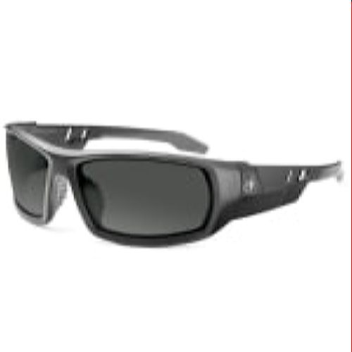 Ergodyne 50433 ODIN Skullerz® Odin Safety Glasses - Anti-Fog Smoke Lens