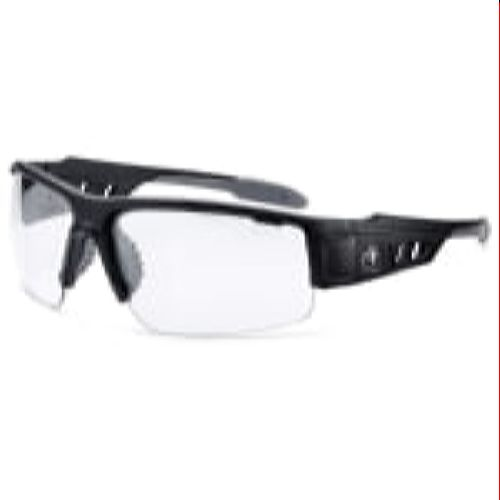 Ergodyne 52403 DAGR Skullerz® Dagr Safety Glasses - Anti-Fog Clear Lens