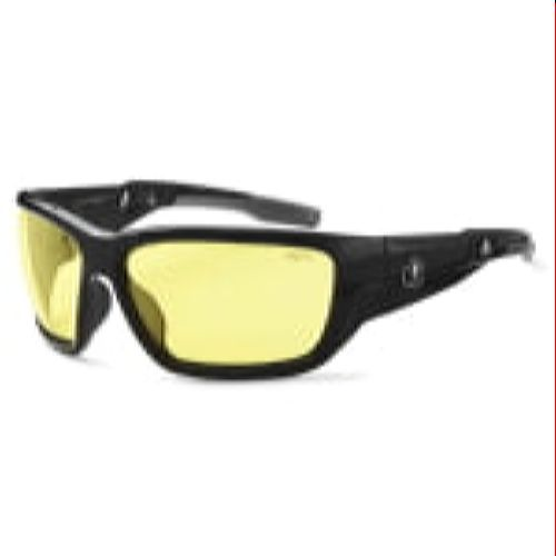 Ergodyne 57050 BALDR Skullerz® Baldr Safety Glasses - Yellow Lens