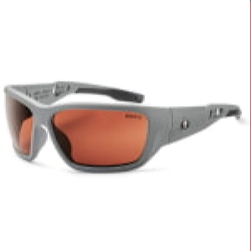 Ergodyne 57121 BALDR Skullerz® Baldr Safety Glasses - Polarized Copper Lens
