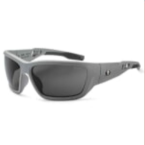 Ergodyne 57133 BALDR Skullerz® Baldr Safety Glasses - Anti-Fog Smoke Lens