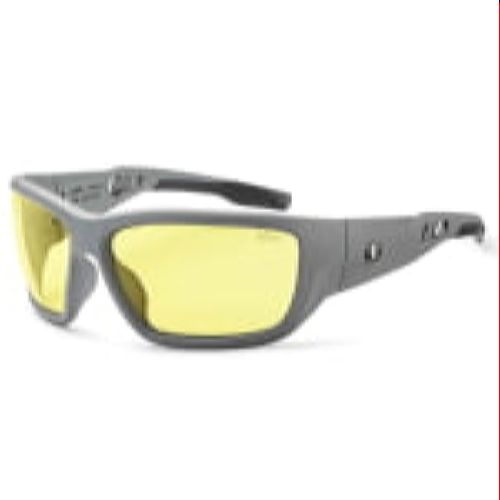 Ergodyne 57150 BALDR Skullerz® Baldr Safety Glasses - Yellow Lens