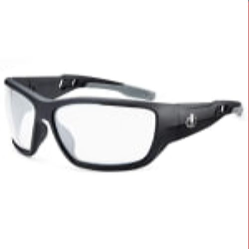 Ergodyne 57400 BALDR Skullerz® Baldr Safety Glasses - Clear Lens