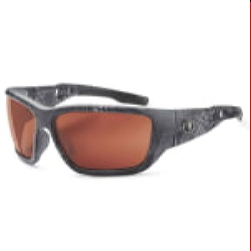 Ergodyne 57521 BALDR Skullerz® Baldr Safety Glasses - Polarized Copper Lens
