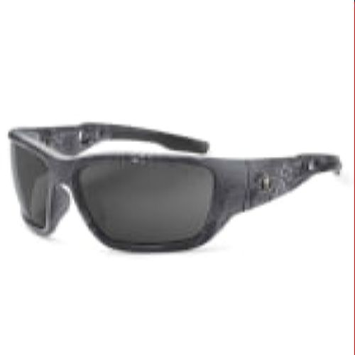 656d27f491da Ergodyne 57531 BALDR Skullerz® Baldr Safety Glasses - Polarized Smoke Lens
