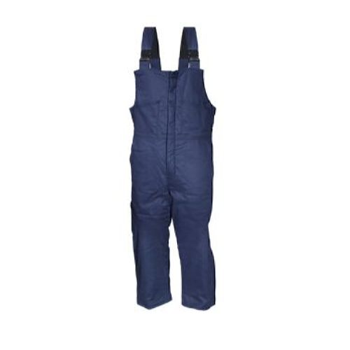 MCR Safety BP3NS FR Insulated Bib Overall Navy
