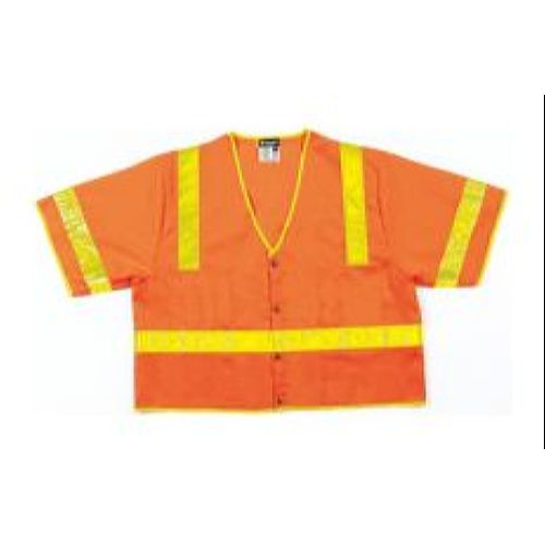 MCR Safety CL3SOV Class 3, Poly Vest, 2