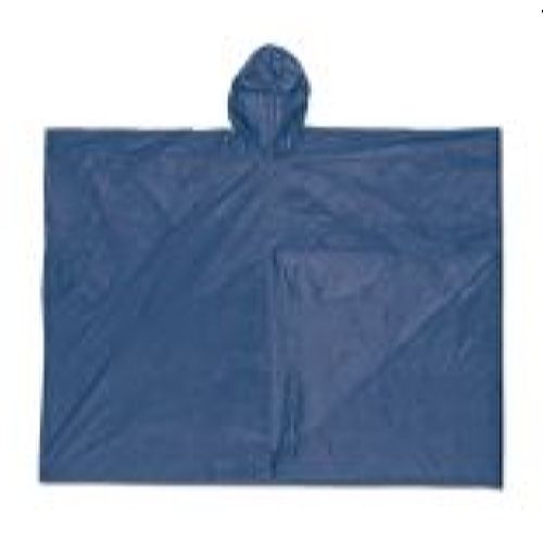 MCR River City O43 Schooner , .10mm, PVC  Disposable Poncho Navy  Universal