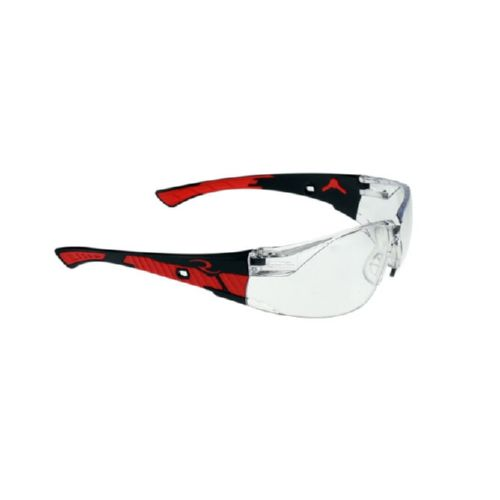 Radians OBL1-60 Radians Obliterator Black/Red -Clear HC