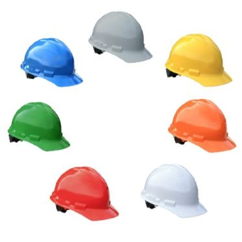 Radians GHR4 Granite 4 Point Ratchet Cap Style Hard Hats