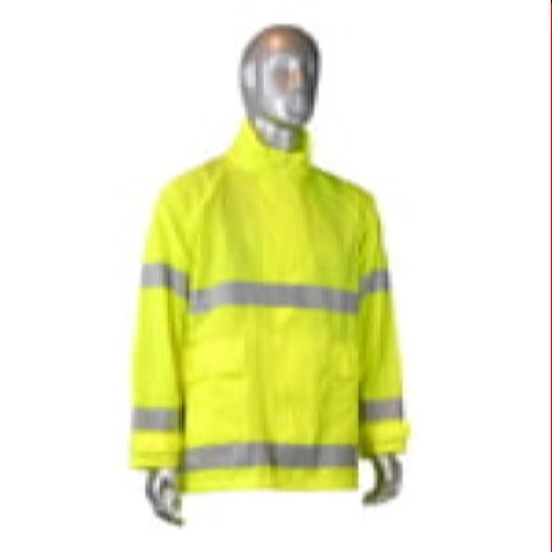 Radians RW25J-3ZGV .20mm PVC/Nylon Hi-Viz Jacket