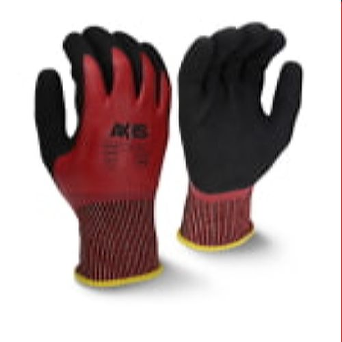 Radians RWG556 Cut Protection Level A4 Sandy Nitrile Coated Glove