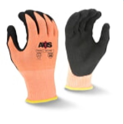 Radians RWG559 Cut Protection Level A6 Sandy Natrile Coated Glove