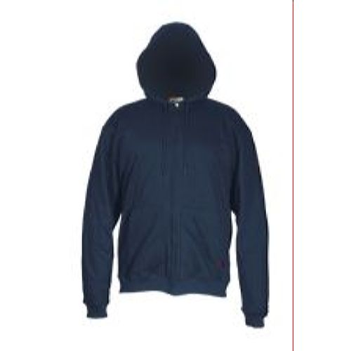 MCR Safety SS1NS FR Hooded Sweatshirt Navy