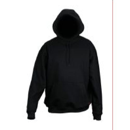 MCR Safety SS2BKS FR Hooded Sweatshirt Pullover Black