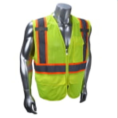 RADIANS SV272-2ZGM Multi-Purpose Surveyor Class 2 Safety Vest-Green
