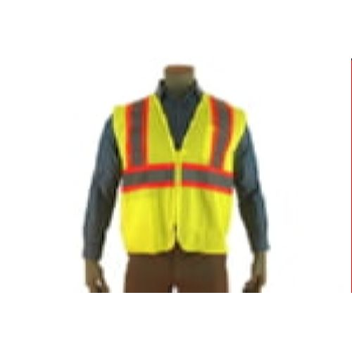 Indian River VG200 Two-Tone Economy Class 2 Safety Vest Green