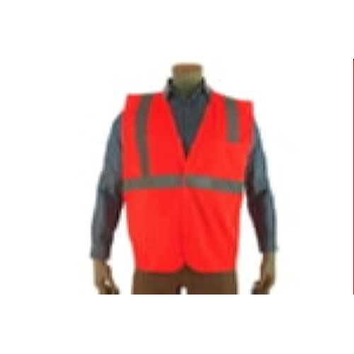 Indian River VR100 Economy Class 2 Mesh  Safety Vest Orange