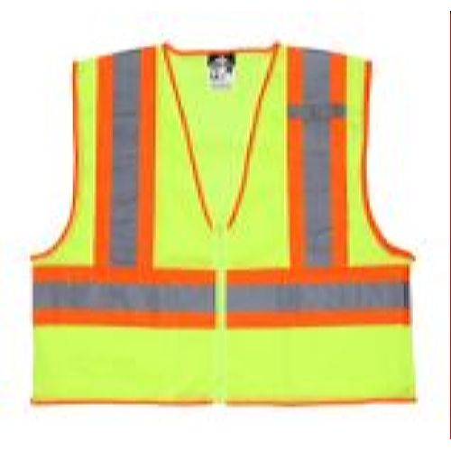 MCR Safety WCCL2L Poly, Mesh Safety Vest, 4.5