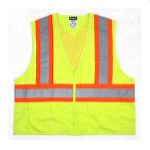 MCR Safety WCCS2L CSA Poly Safety Vest, 4.5