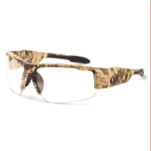 Ergodyne 52303 DAGR Skullerz® Dagr Safety Glasses - Anti-Fog Clear Lens