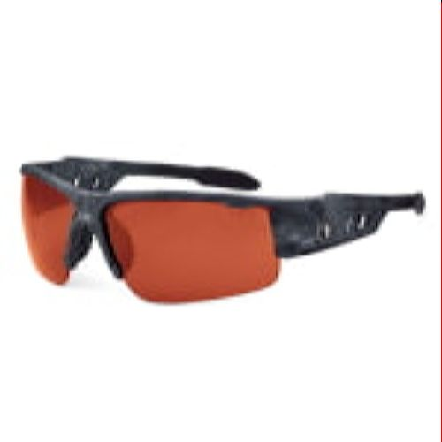 Ergodyne 52521 DAGR Skullerz® Dagr Safety Glasses - Polarized Copper Lens