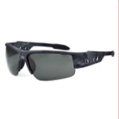Ergodyne 52531 DAGR Skullerz® Dagr Safety Glasses - Polarized Smoke Lens