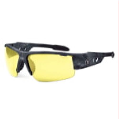 Ergodyne 52550 DAGR Skullerz® Dagr Safety Glasses - Yellow Lens