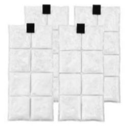 Ergodyne Chill-Its® 6250 Phase Change Cooling Vest Packs - Set of 4 - Clear