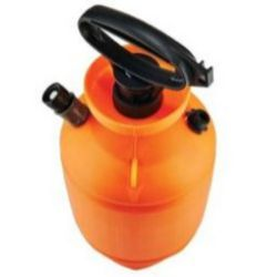 Ergodyne SHAX® 6095T Misting Tank with Quick Connect and Handle - Orange