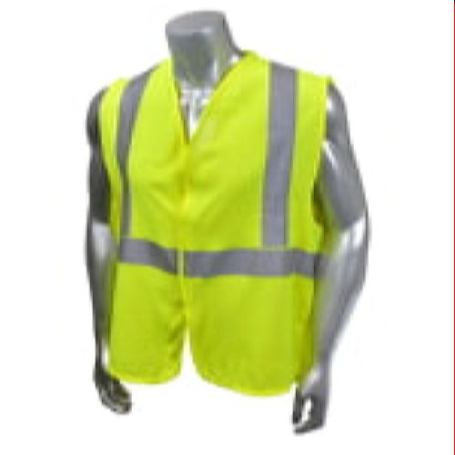 Radians SV97E-2 Lime Mesh Mod / Velcro Closure Class 2 Safety vest