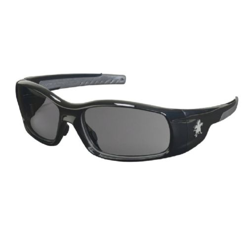 MCR Safety SR112 Swagger SR1 Black Frame, Gray Lenses