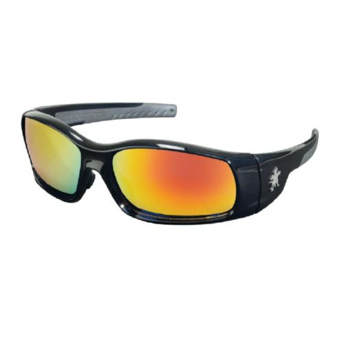 MCR Safety SR11R Swagger SR1 Black Frame, Fire Mirror