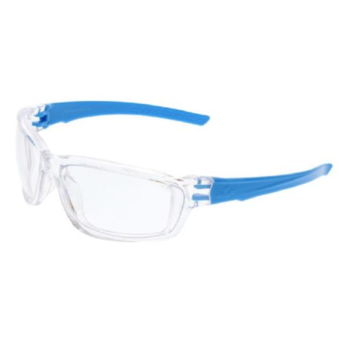 MCR Safety SR310 Swagger SR3 Clear Frame, Clear Lenses