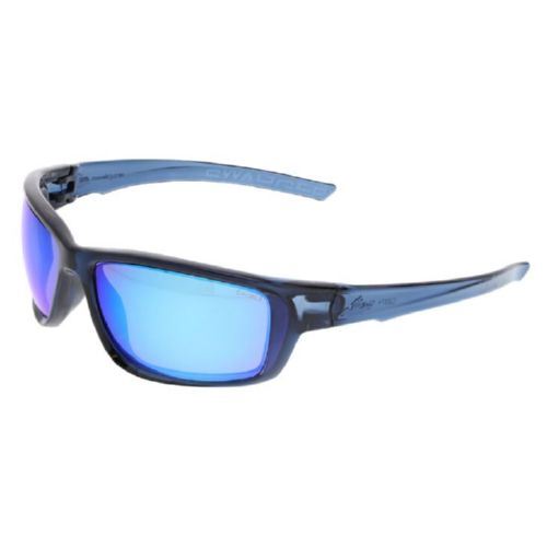 MCR Safety SR338B Swagger SR3 Blue Frame, Blue Diamond Mir